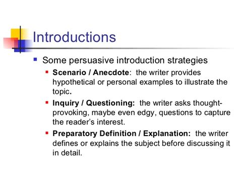 Steps for Writing a Persuasive Speech - YourDictionary