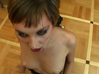 Orgy video one girl