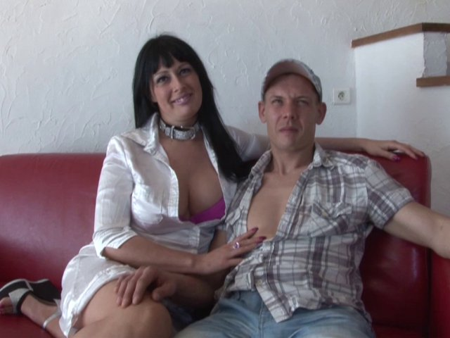 Amateur milf with big boobs solo