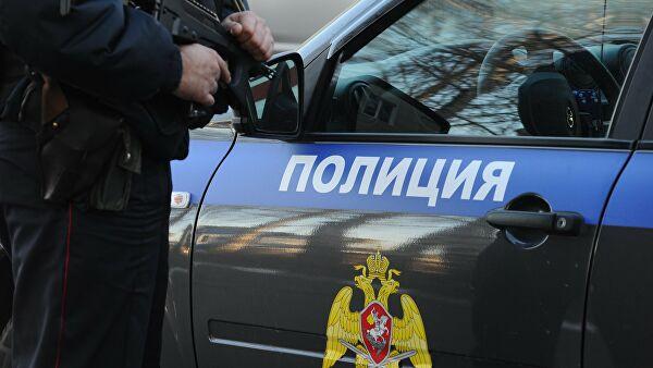 Полицейские бросили надороге россиянку сдетьми