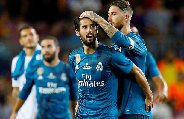 Иско иАсенсио снова тащат «Реал Мадрид»