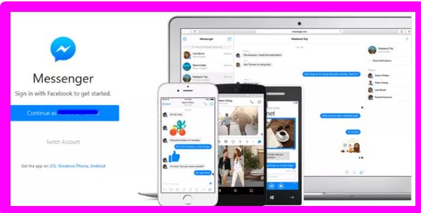 Facebook Messenger for Windows - Downloadcom