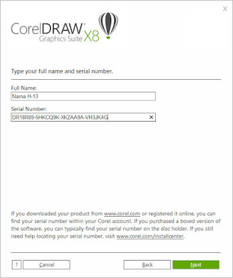Corel Draw X7 Serial Number and Keygen Download Full