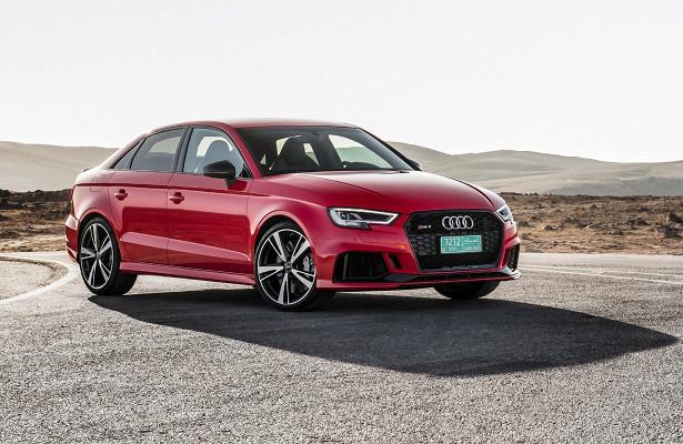 Volkswagen Group приостановил производство Audi RS3