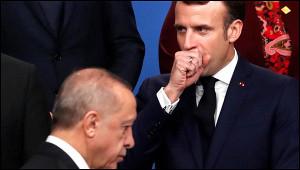 Эрдоган далгрубый совет Макрону
