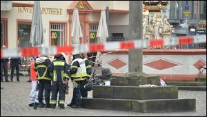 Водитель вТрире намеренно преследовал пешеходов