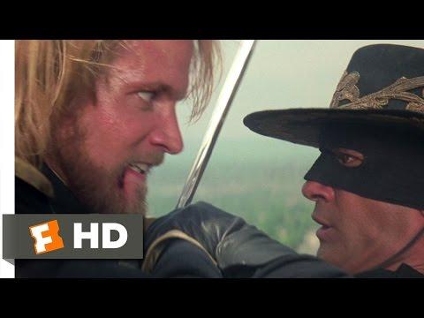 The Mask of Zorro Soundtrack (1998)
