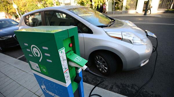 ВГермании поставлен рекорд продаж электромобилей