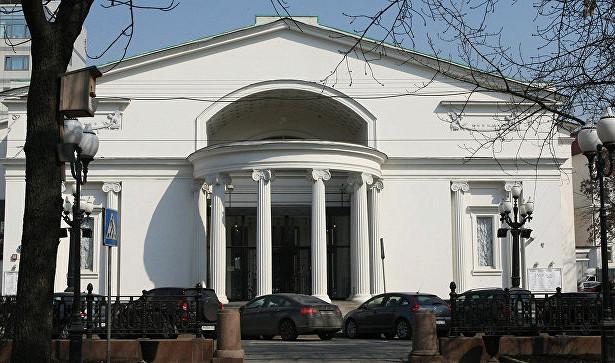 Театр «Современник» представит спектакль «Дама»