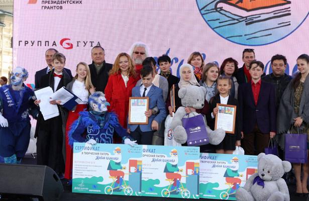 Россия— литературная страна. Доказано «Живой классикой»