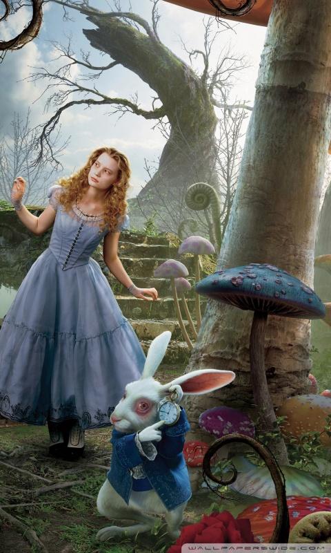 Watch Alice in Wonderland (2010) Full Movie Online