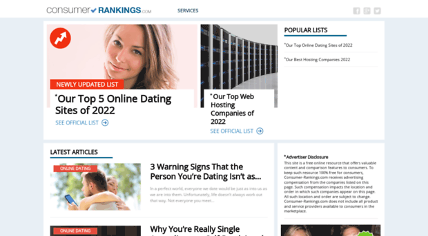 List of online dating sites