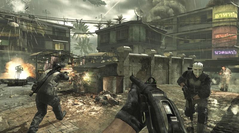 Call of Duty 4: Modern Warfare - Wikipedia