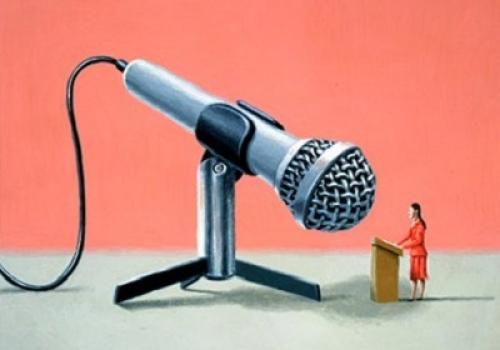 Как преодолеть страх публичных выступлений перед