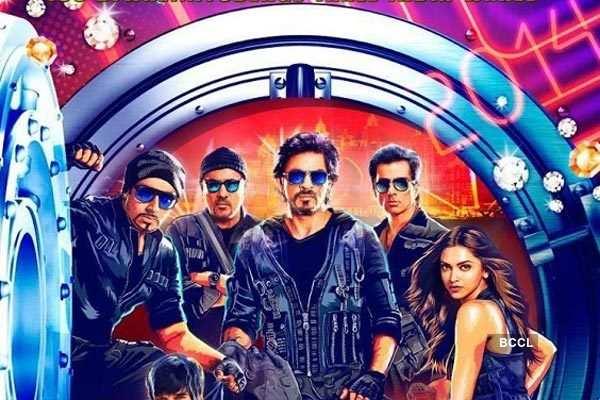 Shah Rukh Khan - Watch Happy New Year Movie