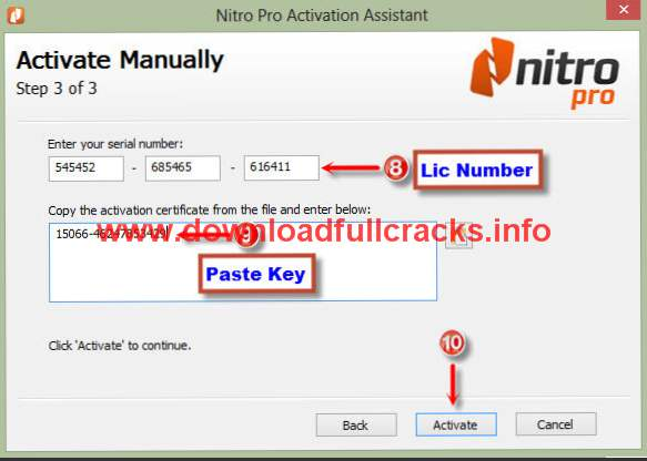 Nitro Pro 8 Serial Number 64 Bit idea gallery