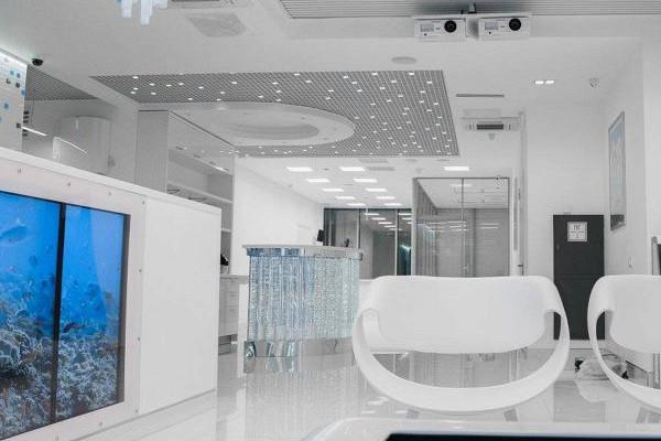 Какдолжна выглядеть современная больница— идеальный белоснежный интерьер