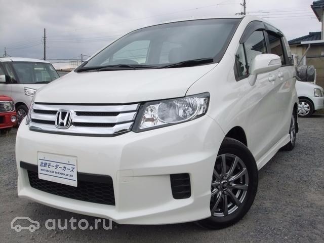 Продажа Honda (Хонда) в России