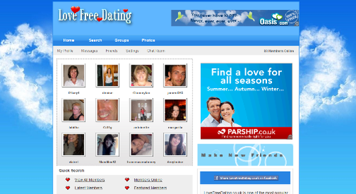 Dating site without commitment
