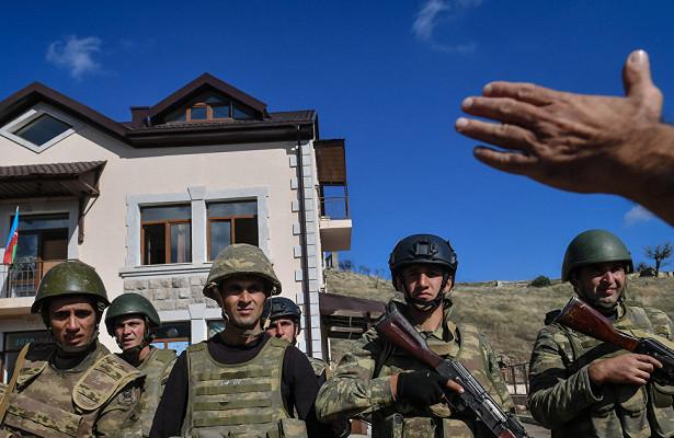 LePoint (Франция): видеодоказательство применения фосфорного оружия вНагорном Карабахе