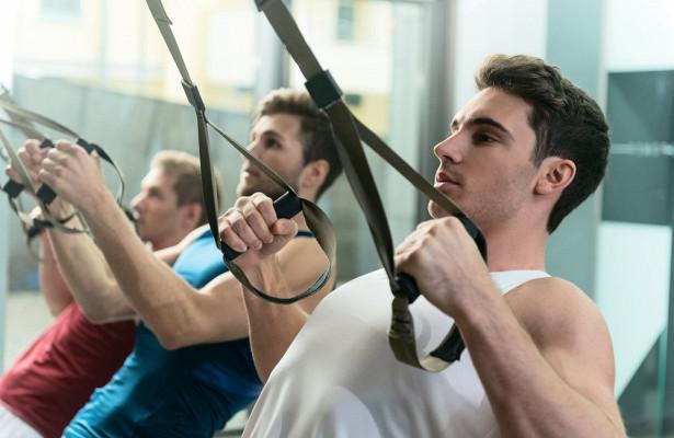 8суперэффективных групповых тренировок длямужчин