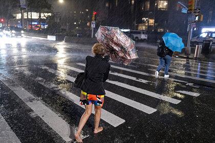 Жертвами урагана «Ида» вНью-Йорке иНью-Джерси стали 22человека