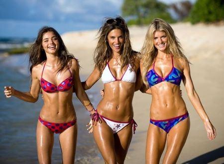 Девушки с лишним весом — взрывной заряд