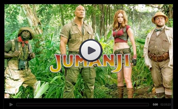 Jumanji 2 (2017) Full Movie Watch Online HD Free