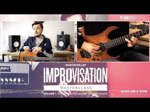 martin miller improvisation masterclass vol 1