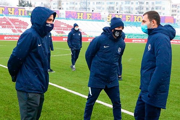 «Тамбов» решил бойкотировать матч со «Спартаком»