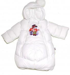 зимний детский комбинезон deux par deux размеры