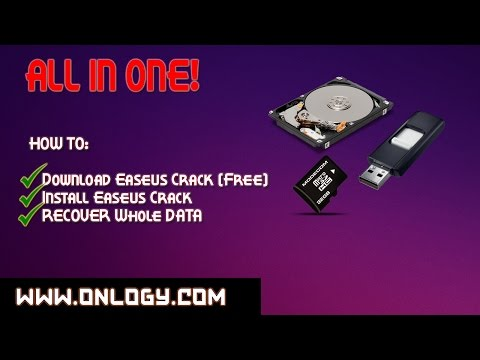 EASEUS Data Recovery Wizard 1190 Crack Full License