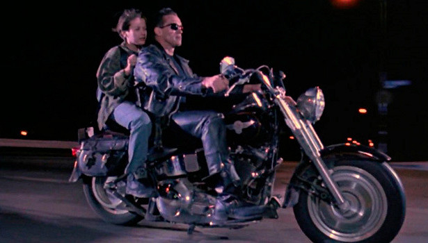 Мотоцикл из«Терминатора 2» продадут нааукционе