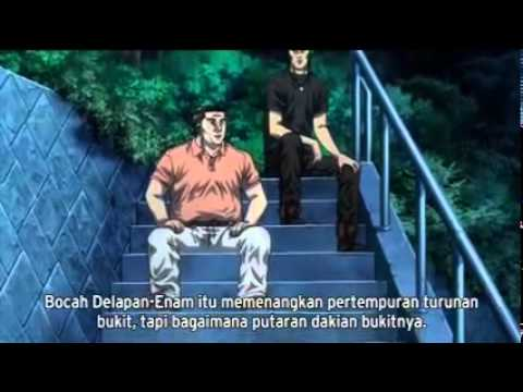 Initial D Legend 3 Mugen 2016 sub Indo - YouTube