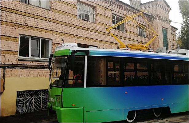 Wi-Fiпоставили нарельсы: всаратовском трамвае появился беспроводной интернет от«Ростелекома»