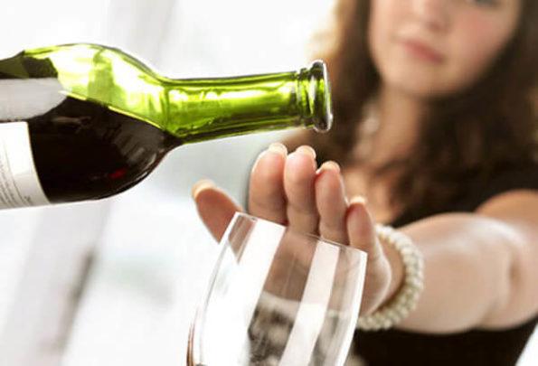 Как избавиться от алкоголизма женщине