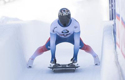 Российский скелетонист Трегубов восхищен олимпийской трассой вПхёнчхане