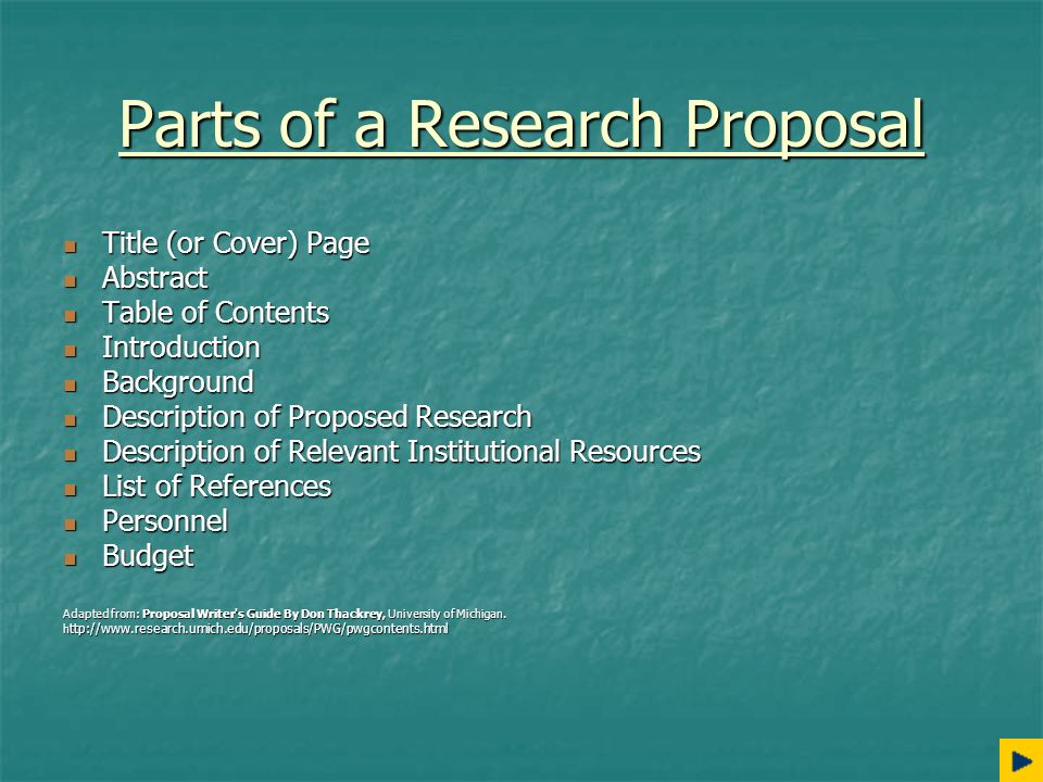 HOW TO WRITE A RESEARCH ABSTRACT - University of Kentucky