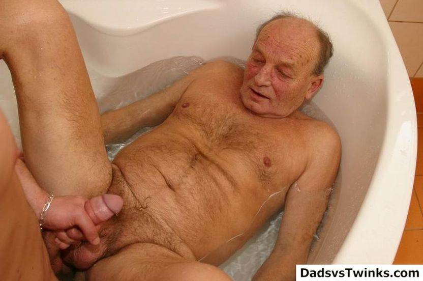 Boys and old sex men Gay