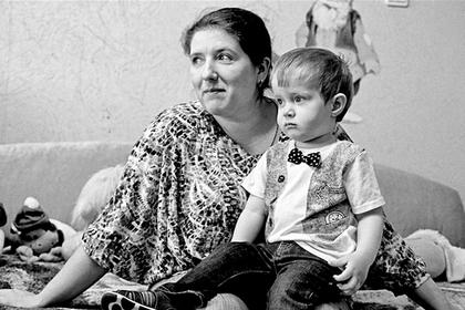 Российская мать-одиночка осмысле жизни
