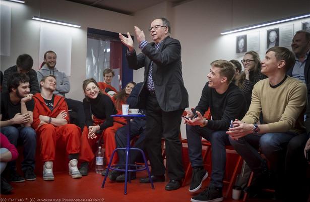 ВУчебном театре ГИТИС покажут премьеру документального фильма «Хейфеца»