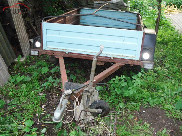 Прицеп для легкового зубренок автомобиля в минске