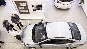 Каждый четвертый россиянин планирует купить машину