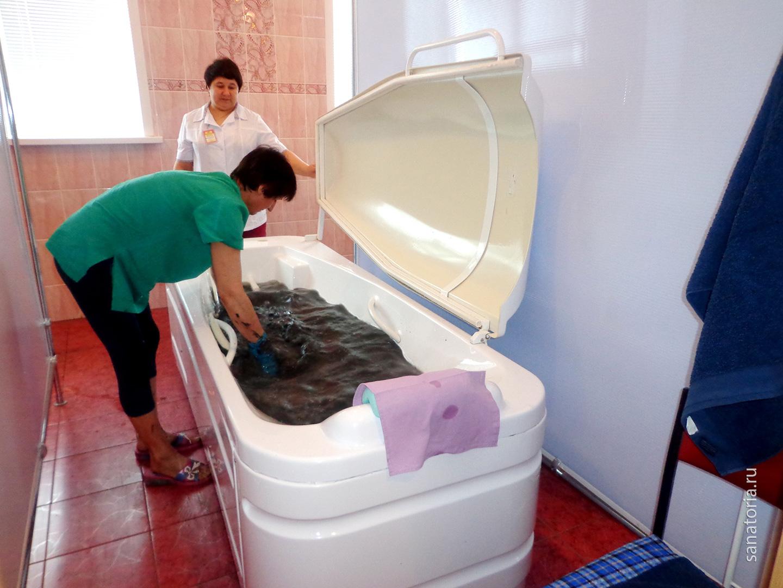 санатории в оренбурге рябинушка