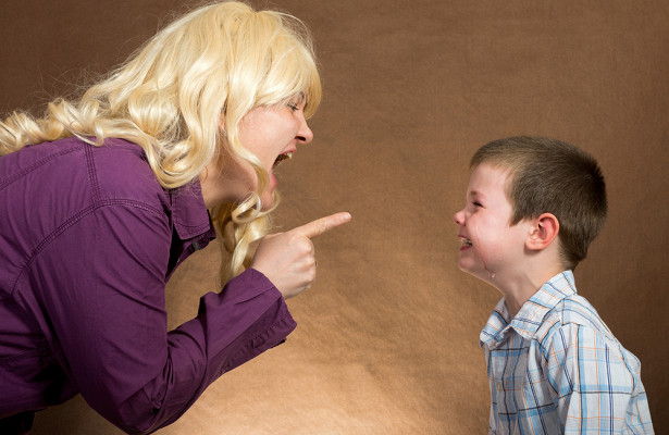 Признаки, выдающие плохую мать