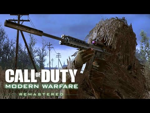 Call of Duty - Modern Warfare 2 - Part 14 - Game Story