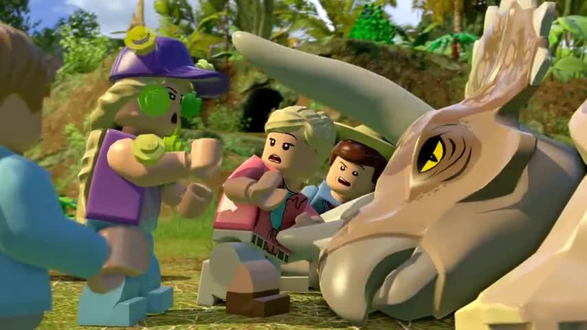 LEGO Jurassic World - GameSpot
