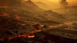 Астрономы впервые нашли экзопланету свидимой атмосферой