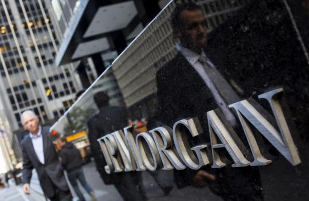 Акции JPMorgan перешли кросту после оценки инвесторами налоговой реформы