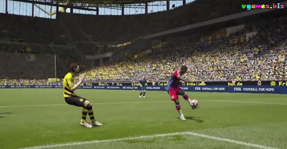 DM T34m: FIFA 15 3DM Crack Update v20 (Final)
